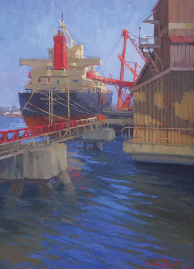 newcastle_art_ harbour