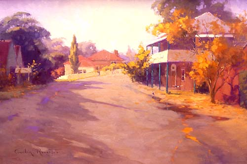 Autumn morning Sofala